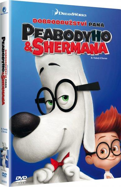 CD Shop - DOBRODRUžSTVí PANA PEABODYHO A SHERMANA (BIG FACE EDICE II.)