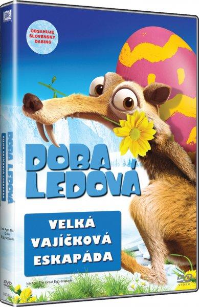 CD Shop - DOBA LEDOVá: VELKá VAJíčKOVá ESKAPáDA