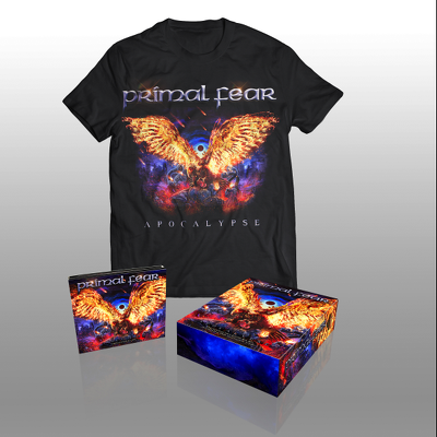 CD Shop - PRIMAL FEAR APOCALYPSE BOX LTD.