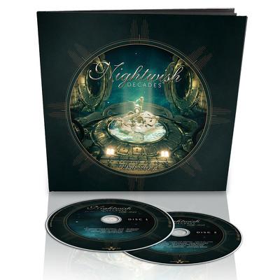 CD Shop - NIGHTWISH DECADES EARBOOK LTD.