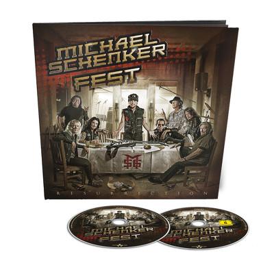 CD Shop - MICHAEL SCHENKER FEST RESURRECTION EAR
