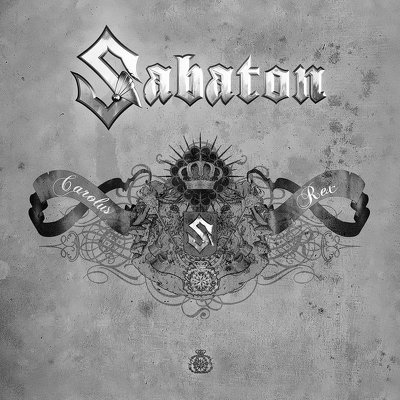 CD Shop - SABATON CAROLUS REX