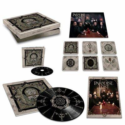 CD Shop - PARADISE LOST OBSIDIAN BOX LTD.