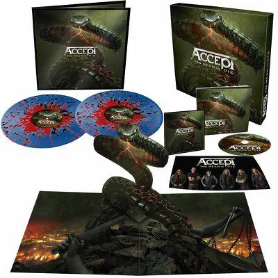 CD Shop - ACCEPT TOO MEAN TO DIE BOX LTD.