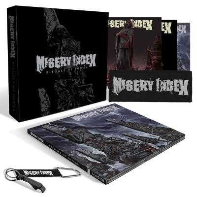 CD Shop - MISERY INDEX RITUALS OF POWER BOX LTD.
