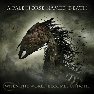 CD Shop - A PALE HORSE NAMED DEATH WHEN THE WORL