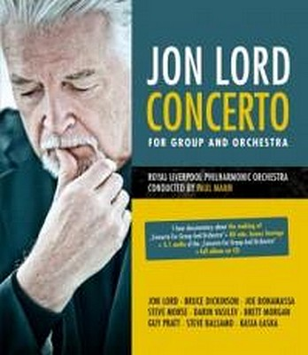 CD Shop - JON LORD CONCERTO FOR GROUP AND ORCHE