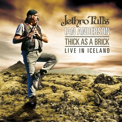 CD Shop - JETHRO TULL THICK AS A BRICK LIVE IN I