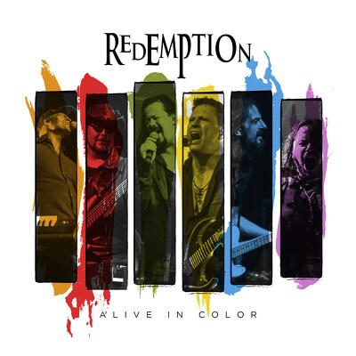 CD Shop - REDEMPTION ALIVE IN COLOR