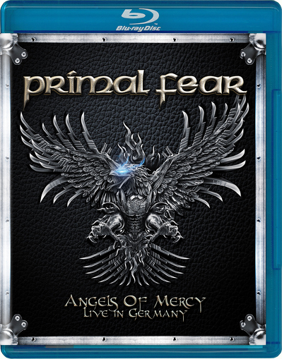 CD Shop - PRIMAL FEAR ANGELS OF MERCY: LIVE IN G