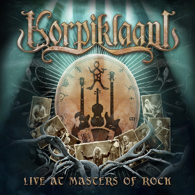 CD Shop - KORPIKLAANI LIVE AT MASTERS OF ROCK