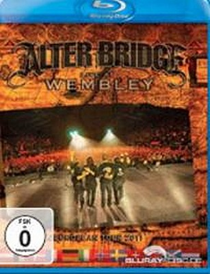 CD Shop - ALTER BRIDGE LIVE AT WEMBLEY