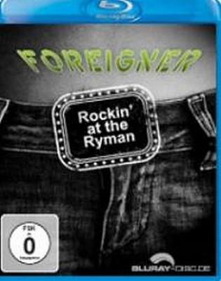 CD Shop - FOREIGNER ROCKIN
