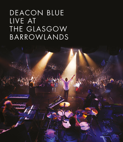 CD Shop - DEACON BLUE LIVE AT THE GLASGOW BARROW