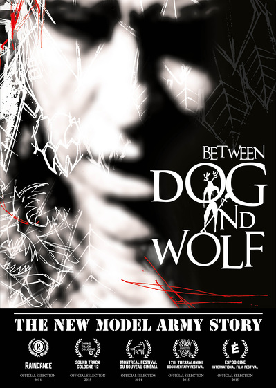 CD Shop - NEW MODEL ARMY BETWEEN DOG AND WOLF