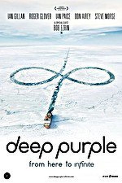 CD Shop - DEEP PURPLE FROM HERE TO INFINITE