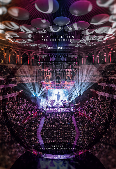 CD Shop - MARILLION ALL ONE TONIGHT