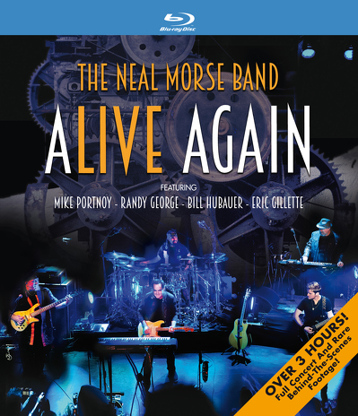 CD Shop - NEAL MORSE BAND, THE ALIVE AGAIN
