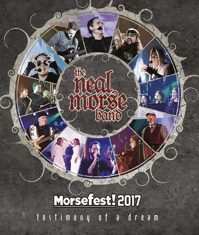 CD Shop - NEAL MORSE BAND, THE MORSEFEST 2017: T