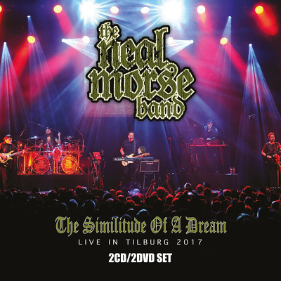 CD Shop - NEAL MORSE BAND, THE THE SIMILITUDE OF