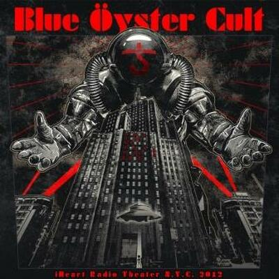 CD Shop - BLUE OYSTER CULT IHEART RADIO THEATER