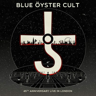CD Shop - BLUE OYSTER CULT 45TH ANNIVERSARY LIVE