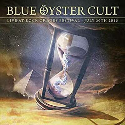 CD Shop - BLUE OYSTER CULT LIVE AT ROCK OF AGES