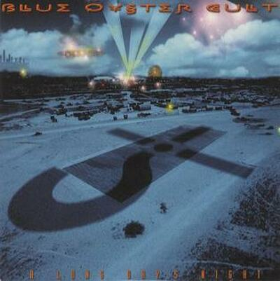CD Shop - BLUE OYSTER CULT A LONG DAY