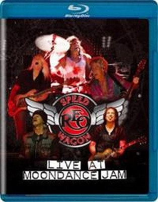CD Shop - REO SPEEDWAGON LIVE AT MOONDANCE JAM