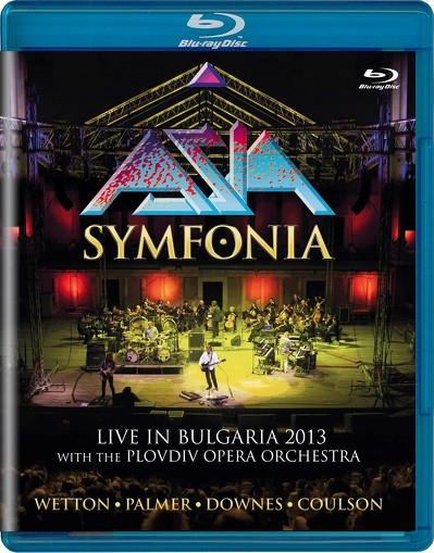 CD Shop - ASIA SYMFONIA: LIVE IN BULGARIA 2013