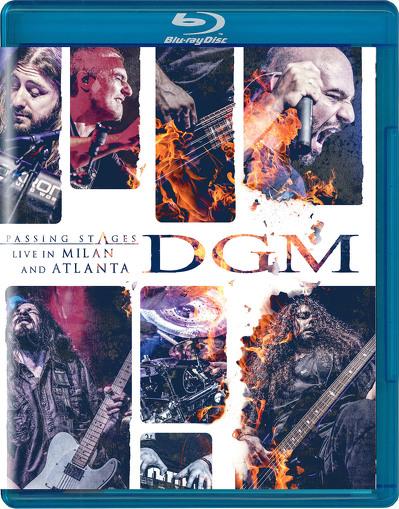 CD Shop - DGM LIVE IN MILAN AND ATLANTA