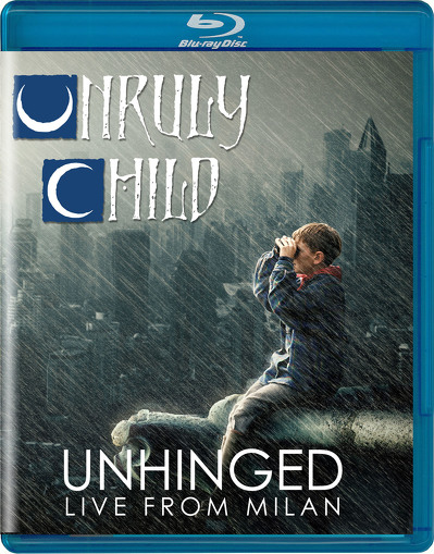 CD Shop - UNRULY CHILD UNHINGED