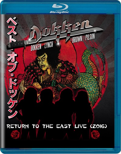 CD Shop - DOKKEN RETURN TO EAST LIVE 2016