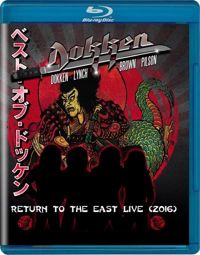 CD Shop - DOKKEN RETURN TO EAST LIVE 2016