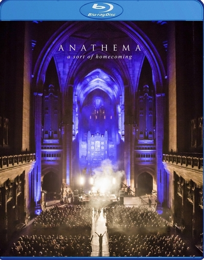 CD Shop - ANATHEMA A SORT OF HOMECOMING