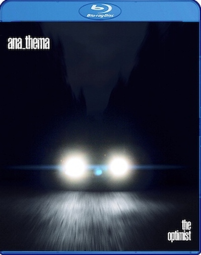 CD Shop - ANATHEMA THE OPTIMIST LTD.