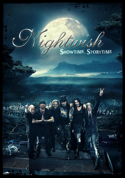 CD Shop - NIGHTWISH SHOWTIME, STORYTIME