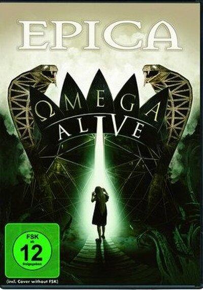 CD Shop - EPICA OMEGA LIVE BR+DVD