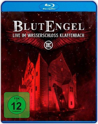 CD Shop - BLUTENGEL LIVE IM WASSERSCHLOSS KLAFFE
