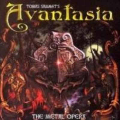CD Shop - AVANTASIA METAL OPERA 1