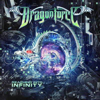 CD Shop - DRAGONFORCE (B) REACHING INTO INFINITY