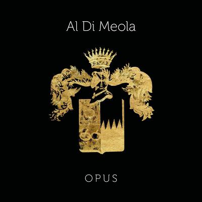 CD Shop - AL DI MEOLA OPUS