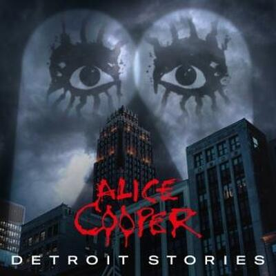 CD Shop - ALICE COOPER DETROIT STORIES