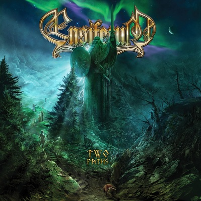 CD Shop - ENSIFERUM TWO PATHS