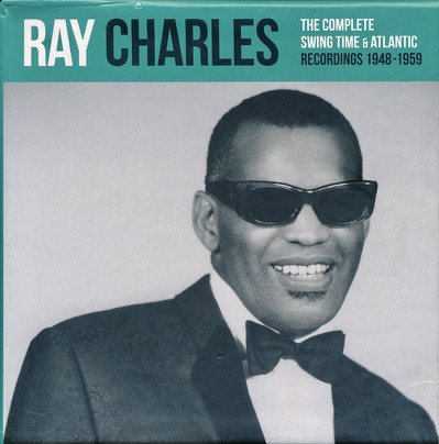 CD Shop - CHARLES, RAY THE COMPLETE SWING 1948-1