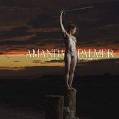 CD Shop - AMANDA PALMER THERE WILL BE NO INTERMI
