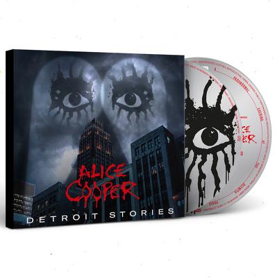 CD Shop - ALICE COOPER DETROIT STORIES LTD.