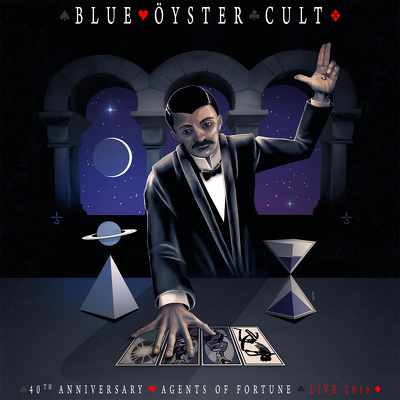 CD Shop - BLUE OYSTER CULT 40TH ANNIVERSARY