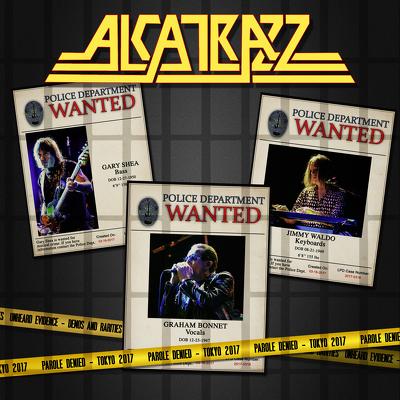 CD Shop - ALCATRAZZ PAROLE DENIED