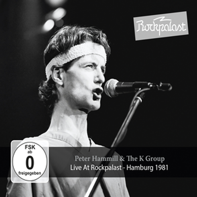 CD Shop - P. HAMMILL & THE K GROUP LIVE AT ROC